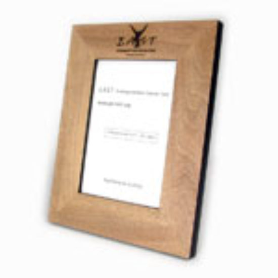 Wooden Photo Frame - Portrait