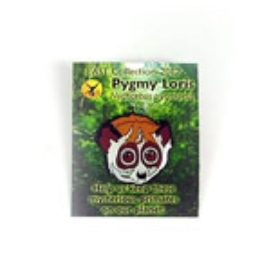 Pin Badge Pygmy Loris