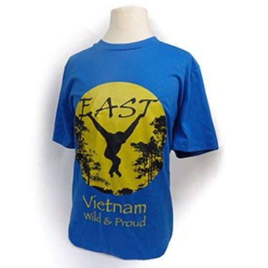 EAST -Vietnam, Wild & Proud Mens T-shirt