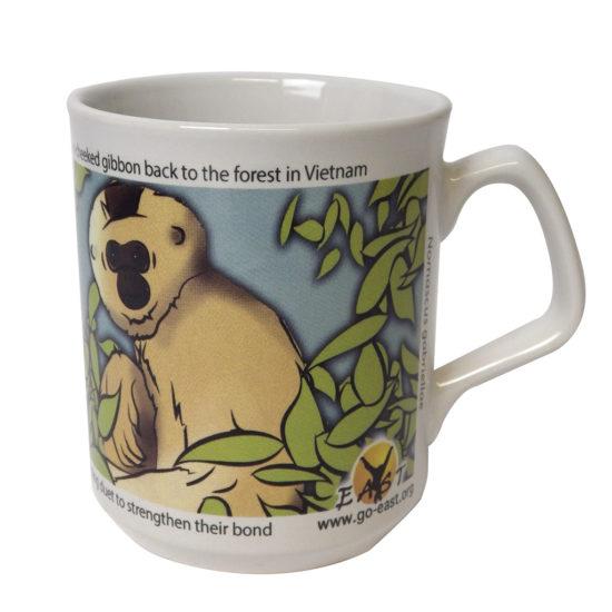 Primate EAST mug